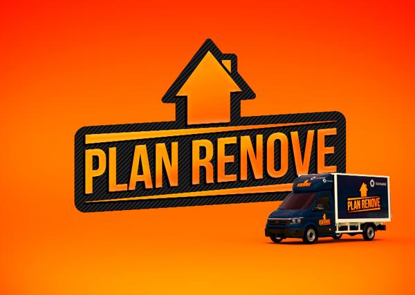 Logo Plan Renove